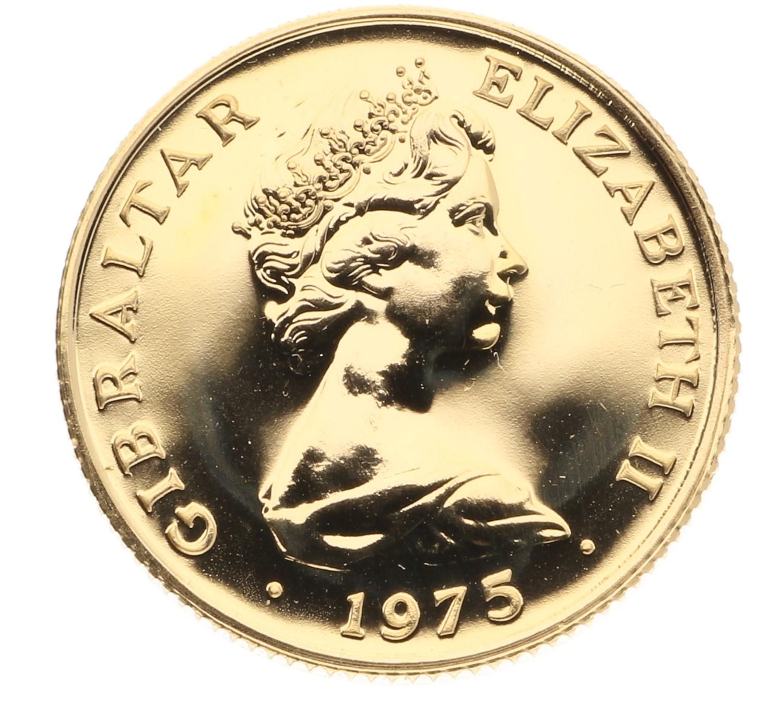 25 Pounds - Gibraltar - 1975