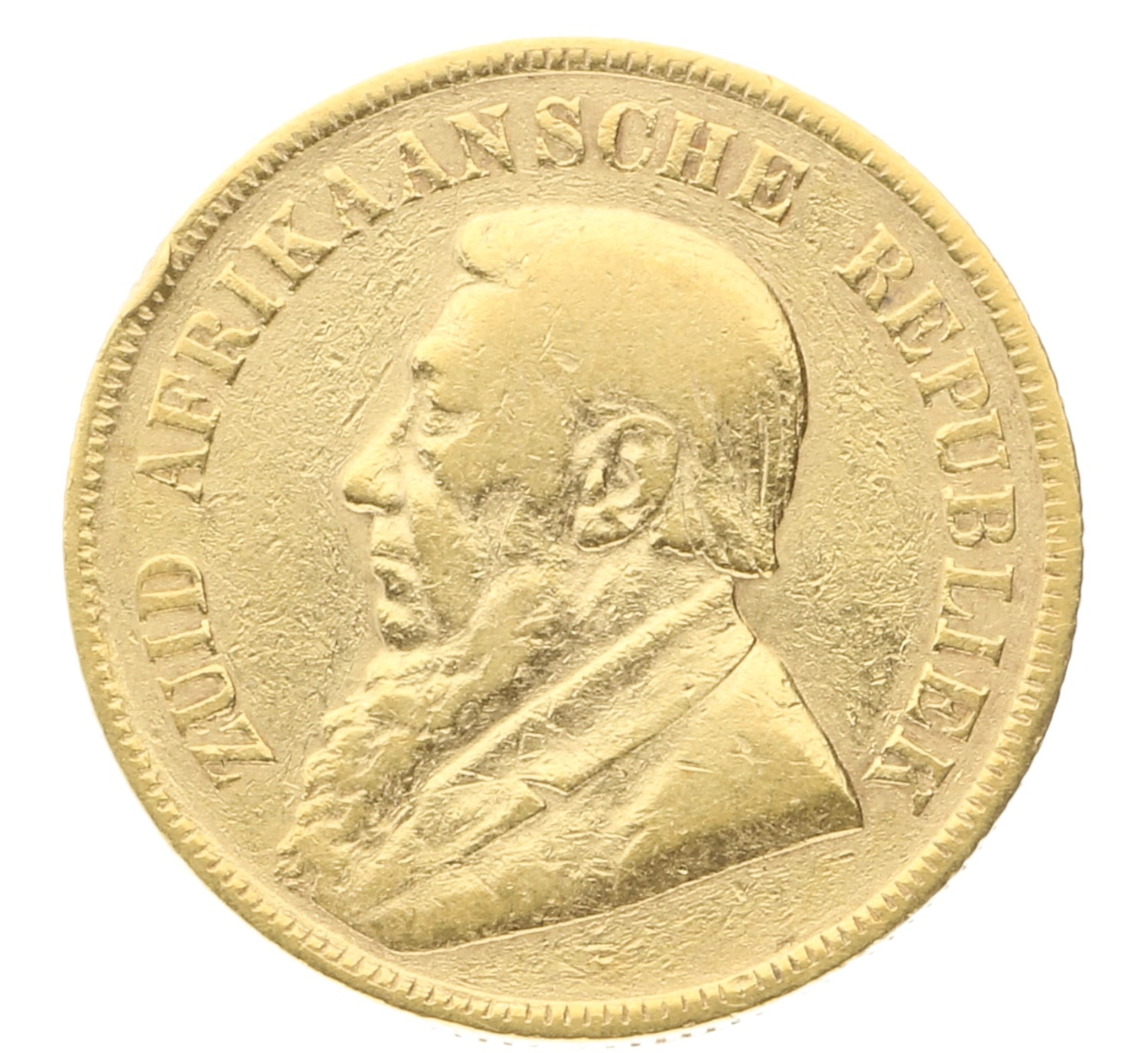 Pound - South Africa - 1897