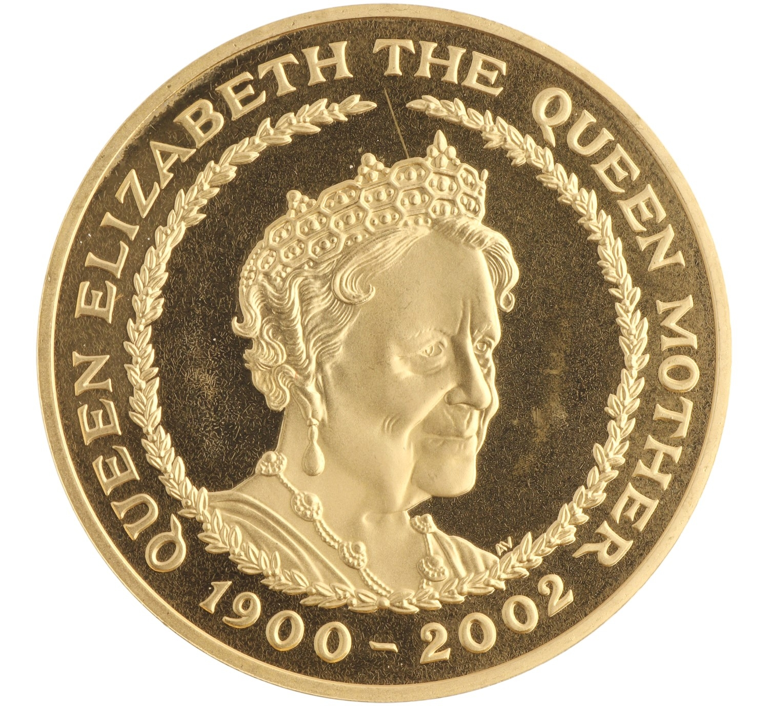 5 Pounds - Great Britain - 2002