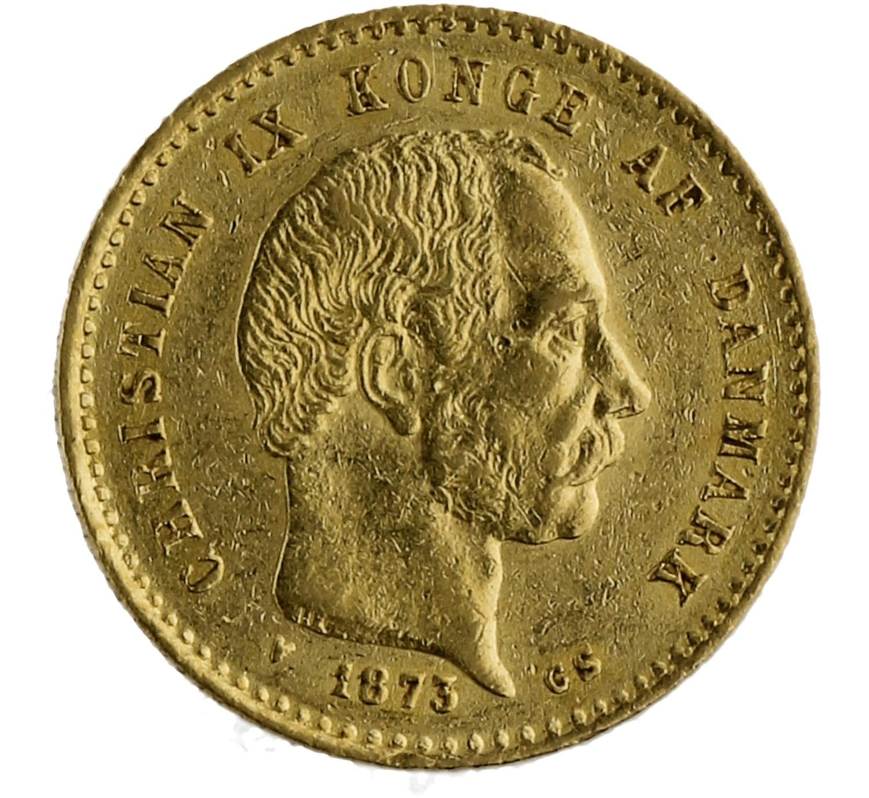 10 Kroner - Denmark - 1873