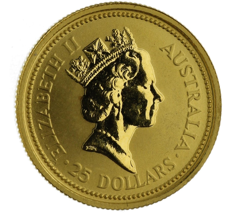25 Dollars - Australia - 1991
