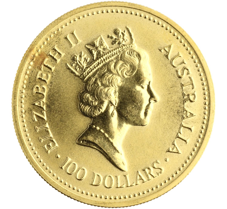 100 Dollars - Australia - 1989